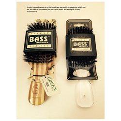Bass Classic Men's Club Style Hair Brush - 1 Brush