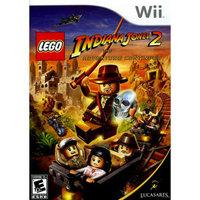 Warner Brothers LEGO Indiana Jones 2: The Adventure Continues (Nintendo Wii)
