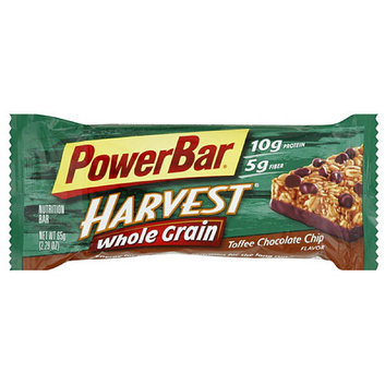 PowerBar Toffee Chocolate Chip Protein Bar