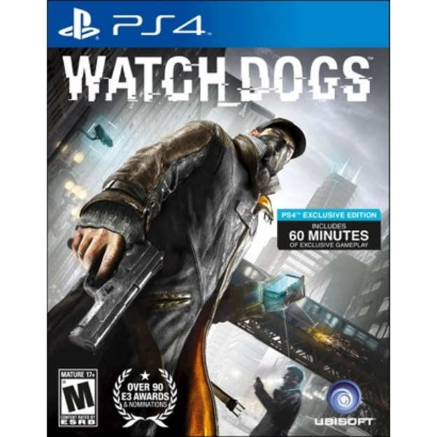 Ubisoft Watch Dogs (PlayStation 4)