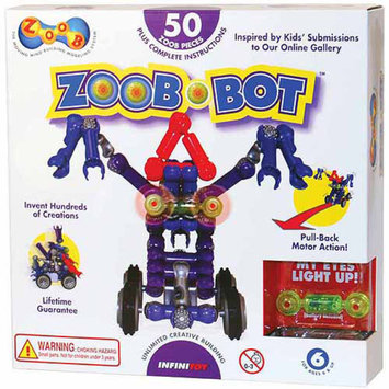 Infinitoy Zoob Bot Ages 6 and up, 1 ea