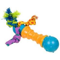 Petstages Barbell Chew Dog Toy Mini - 138