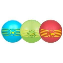 J W Pet Company Isqueak Ball Medium - 43031