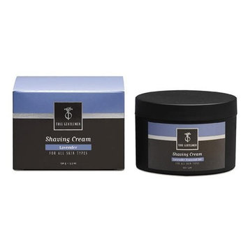 True Gentlemen Shaving Cream, Lavender - 5.3 oz