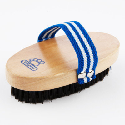 Top Paw Hand Strap Bristle Dog Brush