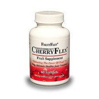 Brownwood Acres CherryFlex by FruitFast - 60 Softgels
