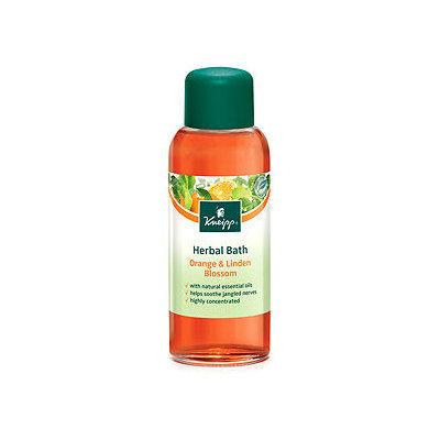 Kneipp Orange & Linden Herbal Bath