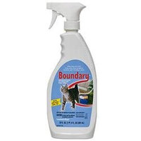 Lambert Kay Products .Lambert Kay Boundary Indoor/Outdoor Cat Repellent (22-oz spray bottle)