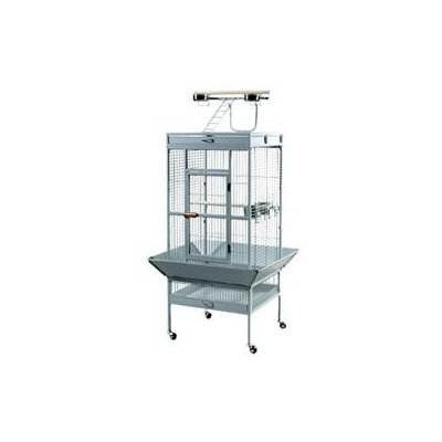 Prevue Pet Products Prevue 3153 Signature Series Select Wrought Iron Cage Pewter