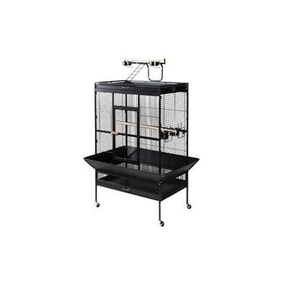 Prevue Pet Products Select Wrought Iron Large Parrot Cage 3154