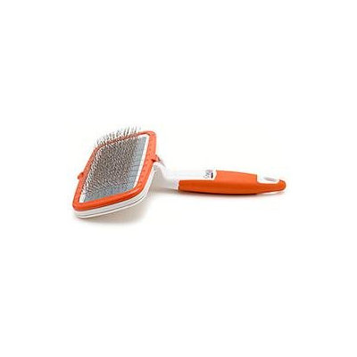 Millers Forge Inc Millers Forge Self Cleaning Pet Slicker Brush