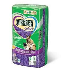 Absorption Corp Absorption Carefresh Pet Bedding Colors Purple 10 Liters - 118224
