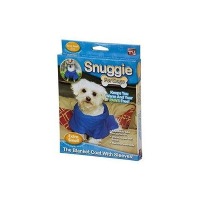 All Star Marketing SNUGGIE FOR DOGS BLUE EXTRA SMALL