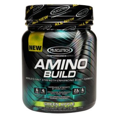 Muscletech Amino Build Green Apple