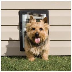 PetSafe Wall Entry Aluminum Pet Door SMALL