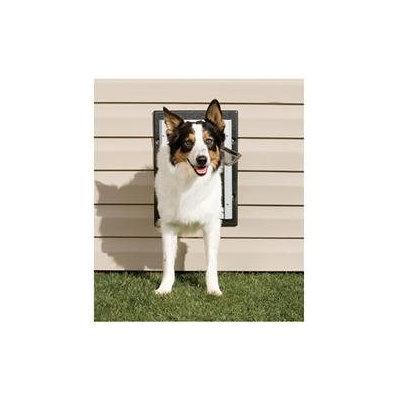 Pet Safe PetSafe Wall Entry Aluminum Pet Door MEDIUM