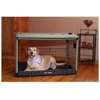 Pet Gear The Other Door Steel Crate with Plush Pad