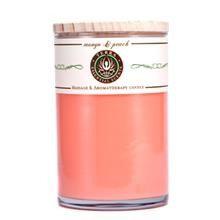 Terra Essential Scents Massage & Aromatherapy Candle Jasmine 12Oz