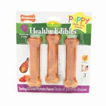 Nylabone Natural Healthy Edible Puppy Bones