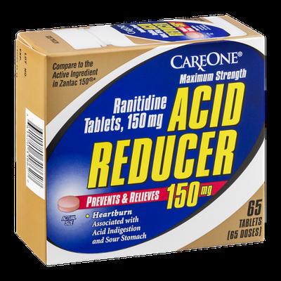 CareOne Acid Reducer 150 mg Maximum Strength