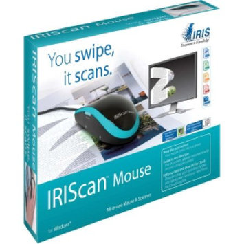 IRIS IRIScan All In One Mouse & Scanner