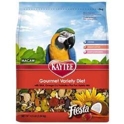 Kaytee Products Inc Kaytee Fiesta Max Food Macaw 4.5 lb