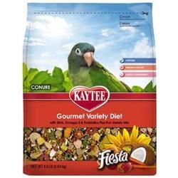 Kaytee Products Inc - Fiesta Max Food- Conure 4.5 Pound