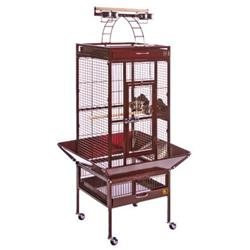 Prevue Pet Products Wrought Iron Cockatiel Cage