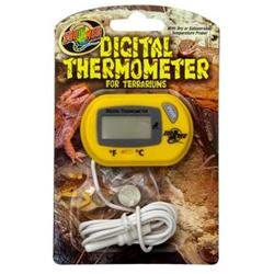 Zoo Med Laboratories Zml Thermometer Digital Terrarium