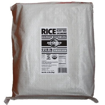 Alter Eco - Organic Khao Deng Ruby Red Rice - 11 lb