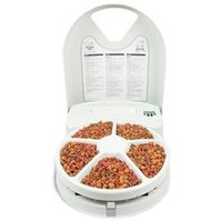 PetSafe PF511 Pet Feeder Five Meal