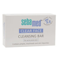 Sebamed Clear Face Cleansing Bar, 3.5 oz