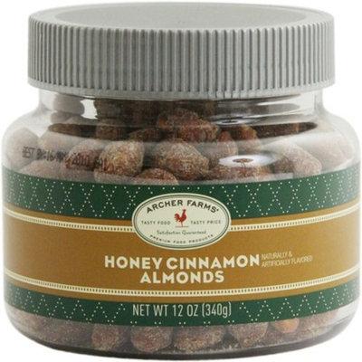 Archer Farms® Honey Cinnamon Almonds - 12 oz.