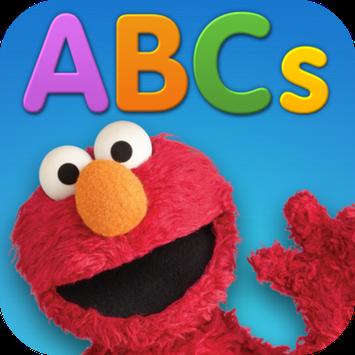 Sesame Street Elmo Loves ABCs for iPad