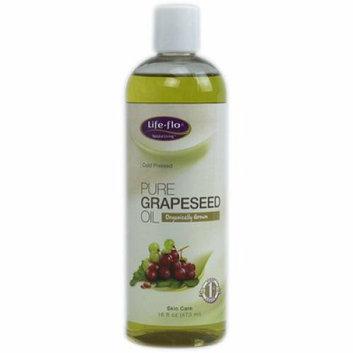 Life-Flo Pure Grapeseed Oil Organic 16 fl oz