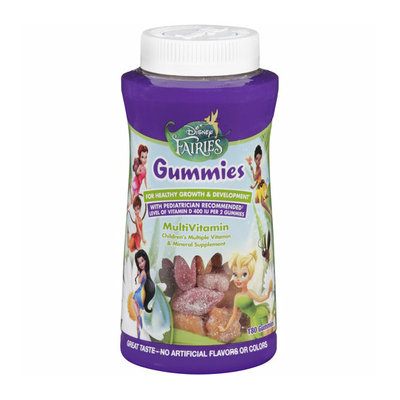 Disney Fairies Children's Multivitamin Gummies