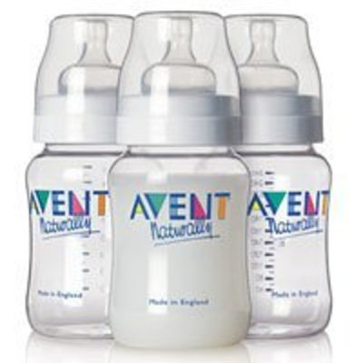 Philips Avent 3 Pack 9oz Bottles (Discontinued by Manufacturer)