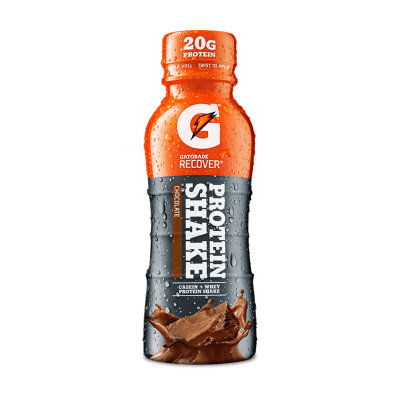 Gatorade® Recover® Chocolate Protein Shake