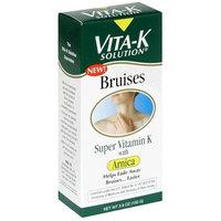 Vita K Solutions Vita-K Solution Super Vitamin K with Arnica, Bruises, 3.6 oz (100 g) (Pack of 2)