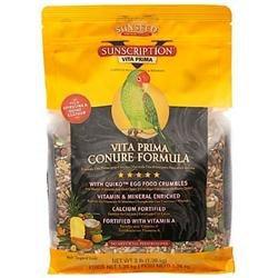Sun Seed Vita Prima Conure Bird Food