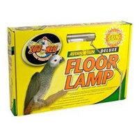Zoo Med Laboratories BZMAFL10 Avian Sun Deluxe Floor Lamp Extends To 6 ft.