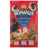 L/m Animal Farms LM Animal Farms Bonanza Gourmet Diet Rabbit Food (20 lbs.)