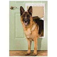 PetSafe PPA00-10961 Plastic Pet Door - Extra Large
