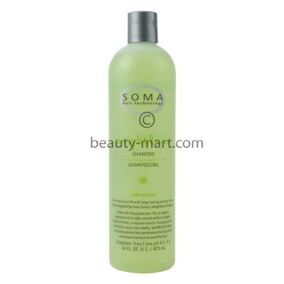 Soma Hair Soma Weightless Shampoo 16 oz
