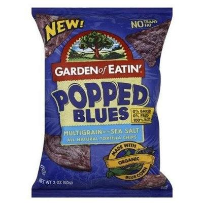 Garden Of Eatin' Garden Of Eatin` Chip Blue Popped Seaslt 3 OZ (Pack of 12)