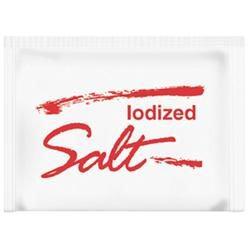Diamond Crystal Salt Packets, .75 Grams, 1000 Packets per Box