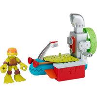 Teenage Mutant Ninja Turtles PreCool Basic Vehicles Drop Copter with