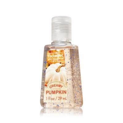 Bath & Body Works Anti-Bacterial Hand Gel PocketBac Creamy Pumpkin