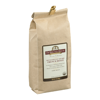 Di Bruno Bros. Rittenhouse Square French Roast Coffee Beans Dark Roast