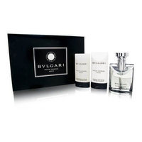 Bvlgari Pour Homme Soir Coffret: Eau De Toilette Spray 50ml/1.7oz + After Shave Balm 75ml/2.5oz + Shower Gel 75ml/2.5oz 3pcs